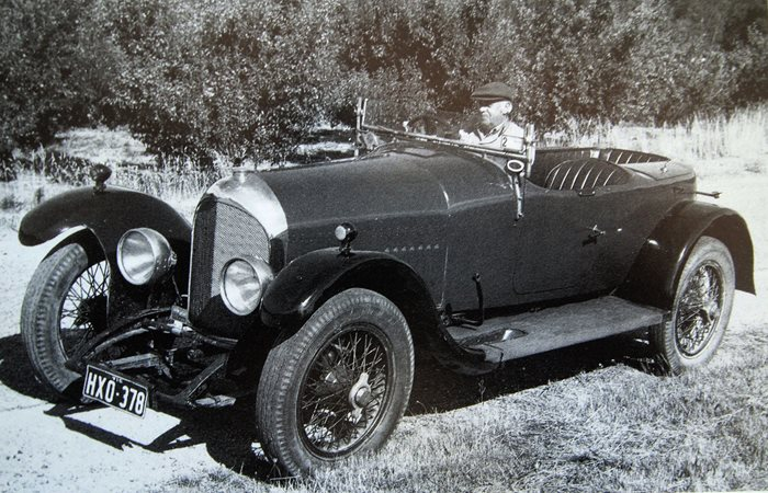 1922 3-litre Bentley